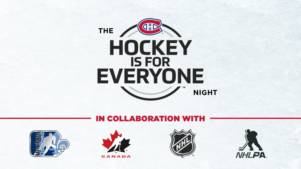 Hockey is for Everyone Night