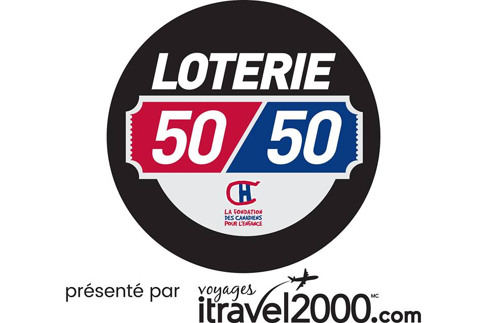 itravel2000.com teams up with the Montreal Canadiens Children's Foundation