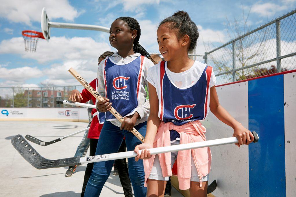 La Fondation octroie 1,1 million $ pour faire bouger les jeunes