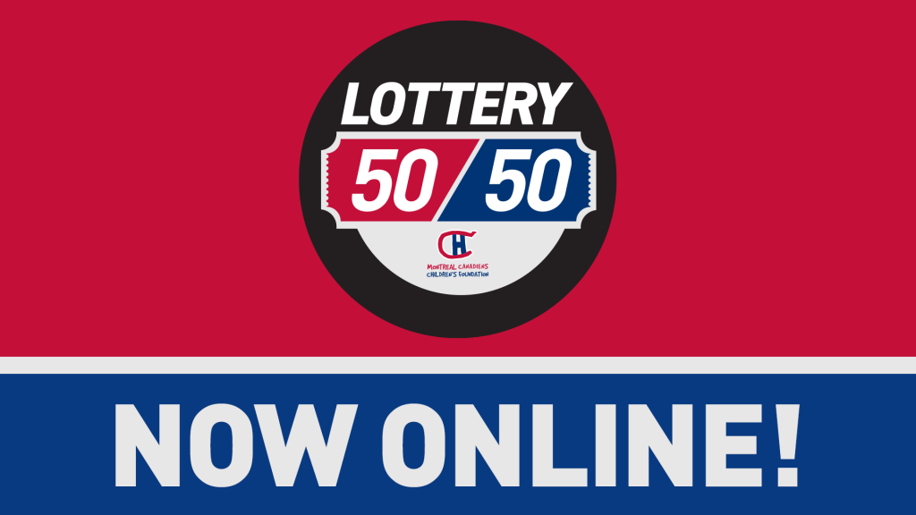 The Foundation's 50/50 raffles available online for the Playoffs